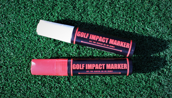 Golf Impact Markers